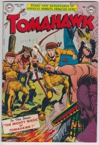 Tomahawk #8 (Nov 1951) 5.5 FN- DC Western