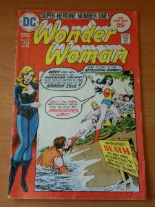 Wonder Woman #216 ~ VERY GOOD VG ~ 1975 DC Comics