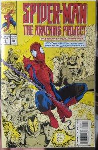 Spider-Man: The Arachnis Project #1 NM