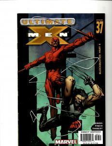 Lot of 12 Ultimate X-Men Marvel Comics #37 38 39 40 41 42 43 44 45 46 47 48 EK5