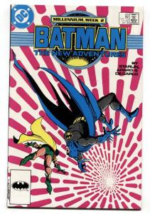 BATMAN #415-comic book 1987-DC NM-