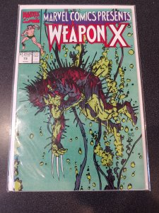 Marvel Comics Presents #73 (1991)