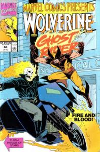 Marvel Comics Presents (1988 series) #66, VF+ (Stock photo)