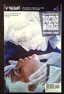 The Death-Defying Doctor Mirage: Second Lives #4 (2016)