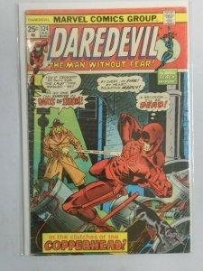 Daredevil #124 6.0 FN (1975 1st Series)