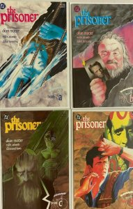 The prisoner set:#1-4 8.0 VF (1988)