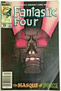 FANTASTIC FOUR#268  FN/VF 1984 MARVEL COMICS