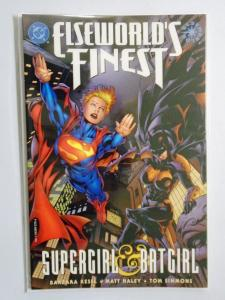 Elseworld's Finest Supergirl and Batgirl (DC 1998) #1, 8.5/VF+ (1998)