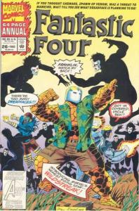 Fantastic Four (1961 series) Annual #26, NM- (Stock photo)