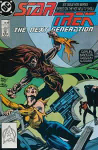 Star Trek: The Next Generation (Mini-Series) #4 VF; DC | save on shipping - deta