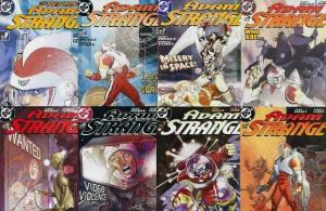 ADAM STRANGE (2004) 1-8  'The Return...' COMICS BOOK