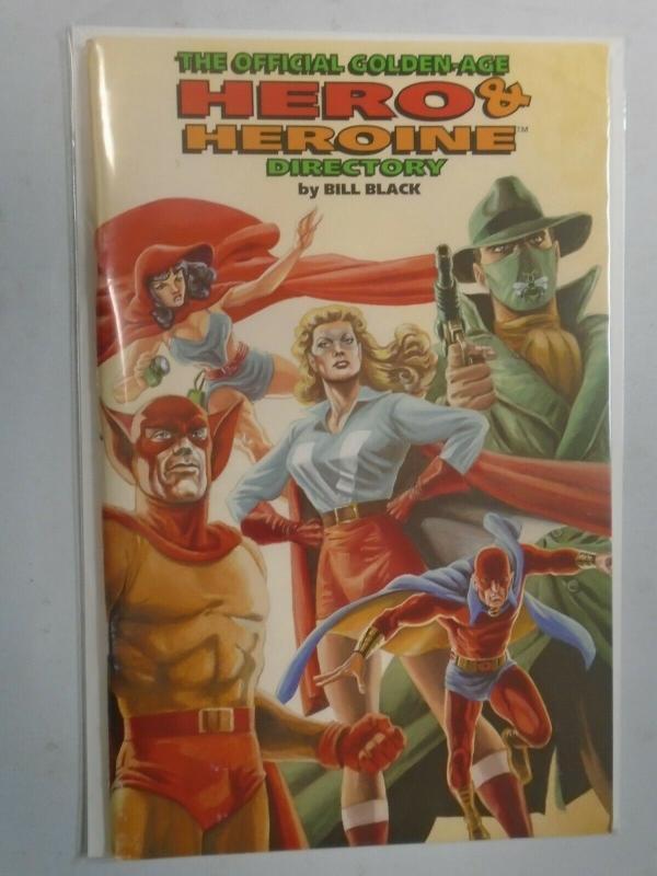Ofiicial Golden-Age Hero & Heroine Directory #1 (1997) 6.0 FN
