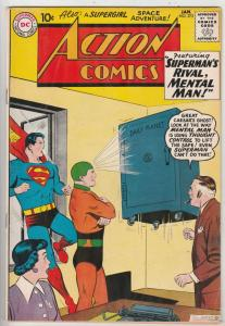 Action Comics #272 (Jan-61) VF High-Grade Superman, Supergirl