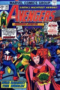 Avengers (1963 series) #147, Fine+ (Stock photo)