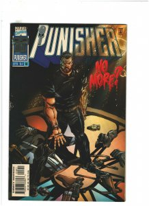 Punisher #18 VF 8.0 Marvel Comics 1997 Last Issue
