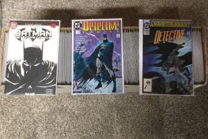 Detective Comics 598-881 90% Nm Near Mint 600 700 800 Etc.