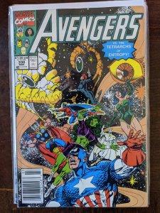 The Avengers #330 (1991)