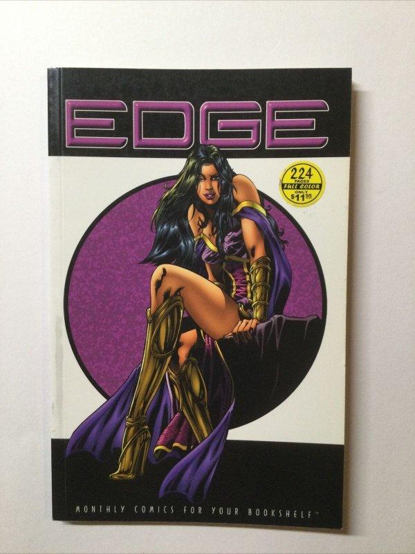 Edge No 6 Tpb Softcover Sc Near Mint NM Crossgen