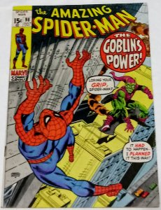 Amazing Spider-Man #98 (5.0) 1971 Green Goblin Marvel ID#67L