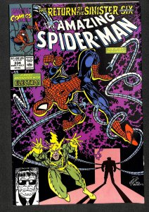 The Amazing Spider-Man #334 (1990)