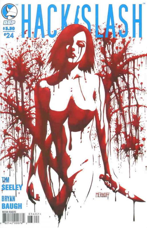 Hack/Slash: The Series #24B VF/NM; Devil's Due | save on shipping - details insi