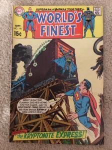 DC World's Finest 196