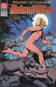 Animal Man (1988 series) #39, VF+ (Stock photo)