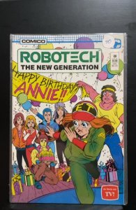 Robotech: The New Generation #20 (1987)