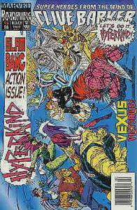 Hyperkind #6 (Newsstand) FN; Marvel   save on shipping - details inside