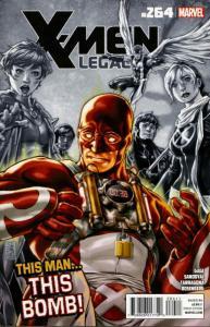 X-Men: Legacy #264 VF/NM; Marvel   save on shipping - details inside