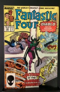 Fantastic Four #306 (1987)
