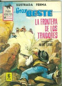 Gran Oeste numero 286: La frontera de los traidores