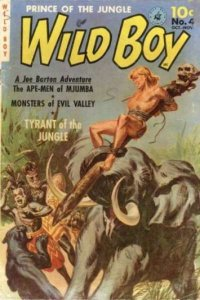 Wild Boy #4, Good (Stock photo)