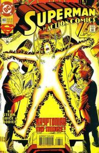 Action Comics (1938 series) #693, NM (Stock photo)