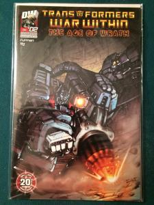 Transformers The War Within The Age of Wrath #2 Dreamwave Productions NM-M