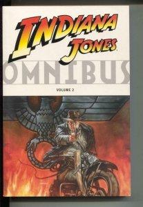 Indiana Jones Omnibus-Vol. 2-Jeremy Barlow-TPB-trade