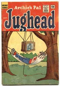 Archie's Pal Jughead #100 1963-Betty-Veronica-TV cover- VG