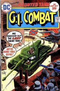 G.I. Combat (1957 series) #176, VF- (Stock photo)