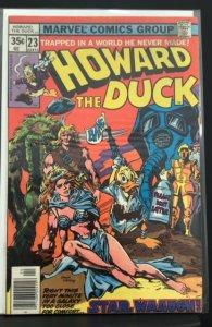 Howard the Duck #23 (1978)