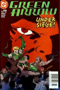 Green Arrow (DE) #42 (2004)