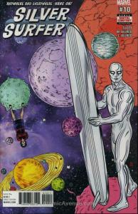 Silver Surfer (7th Series) #10 VF/NM; Marvel | save on shipping - details inside