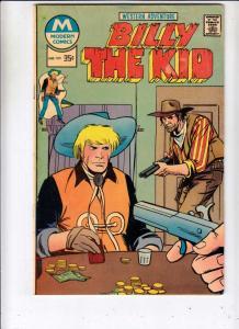 Billy the Kid #109 (Jan-74) VF+ High-Grade Billy the Kid