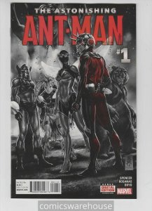 ASTONISHING ANT-MAN (2015 MARVEL) #1 NM