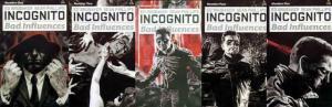 INCOGNITO BAD INFLUENCES (2010 ICON) 1-5  COMPLETE!