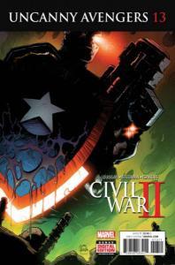 Uncanny Avengers (Dec 2015 series) #13, NM + (Stock photo)