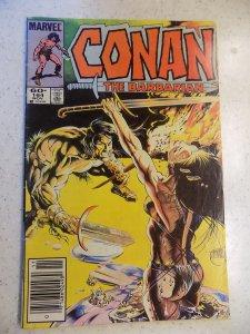 CONAN THE BARBARIAN # 164 MARVEL SAVAGE SWORD SORCERY FANTASY