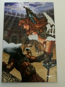 GRIMM FAIRY TALES #62 GLADIATOR FOIL COVER LIMITED TO 75 COPIES NM.