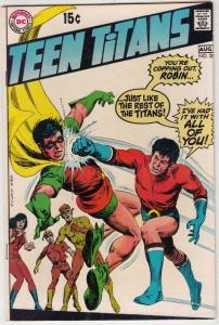 Teen Titans, The #28 (Aug-70) NM/NM- High-Grade Kid Flash, Robin, Wonder Girl...