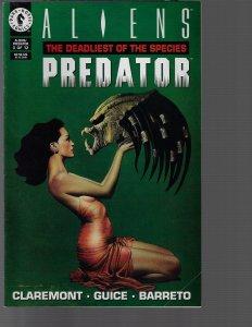 Aliens vs Predator: The Deadliest of Species #3 (Dark Horse, 1993)