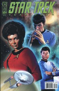 Star Trek: Year Four #3B VF/NM; IDW | save on shipping - details inside